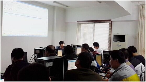The 4th MRT Data Recovery Training on Apr.22, 2014